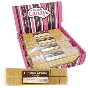 Clotted Cream Fudge Bar 150g 3