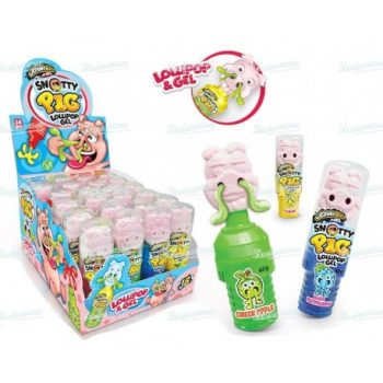 Snotty Pig Lollipop And Gel - Great Fun 3