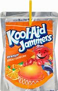 Kool Aid Jammers Tropical Punch 177ml Pouches 3