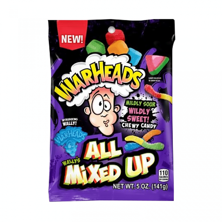 Warheads all mixed up 141g 2