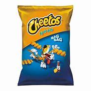 Cheetos cheese & ketchup spirals 85g 3