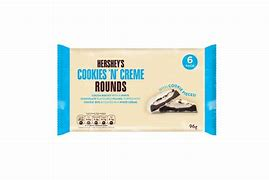 Hershey's Cookies 'N' Crème Rounds 96g 3