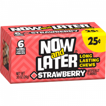Now and Later Strawberry 26g 3