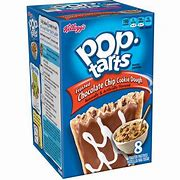 Pop Tarts Frosted Chocolate Chip Cookie Dough 3