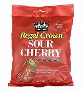 Regal crown sour cherry 4oz 3