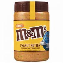 M & M's Crunchy peanut butter spread 320g 3