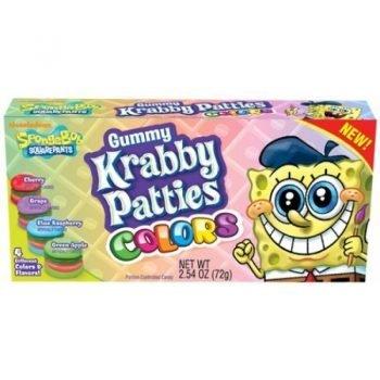 Gummy Krabby Patties 3