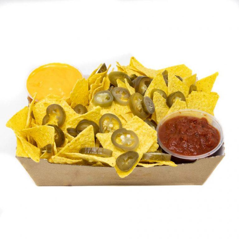 Nacho Box Meal