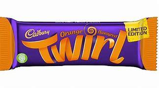 Orange Twirl Limited Edition 2