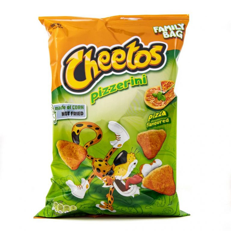Cheetos Pizzerini