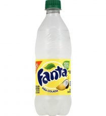 Fanta Pina Colada Bottle 591ml 6