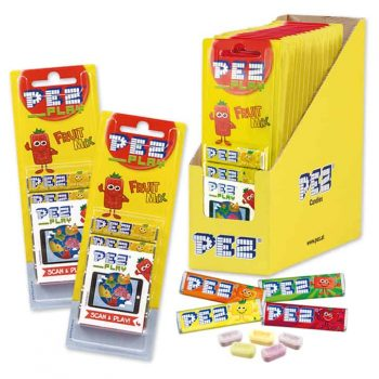 Pez Fruit Mix Refill 51g 3