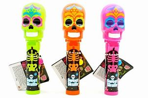 Sweet Skulls pop up Lolly 3