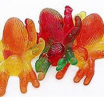 Gummy Giant Spider 5