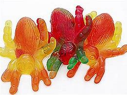 Gummy Giant Spider 2