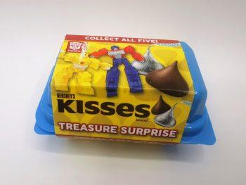 Hershey's Kisses Treasure Surprise Transformers 3