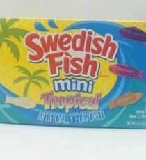 Swedish Fish Mini Tropical 3.5oz Theatre box 6