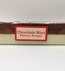 Chocolate Mint Flavoured Nougat 6