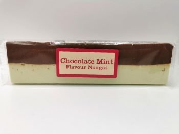 Chocolate Mint Flavoured Nougat 3