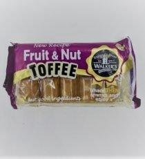 Fruit & Nut Toffee Bar 100g 6