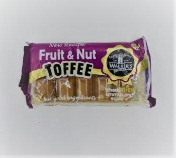 Fruit & Nut Toffee Bar 100g 3
