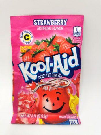 Kool-Aid Sachet Strawberry 3