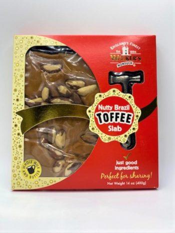 Nutty Brazil Toffee Slab 3
