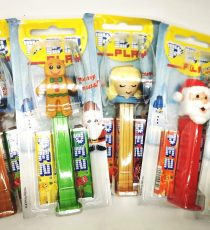 Christmas Pez Dispenser - Pez Play 5