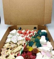Christmas Sweet Themed Pizza Box 7