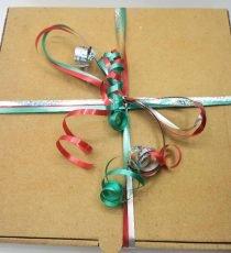 Christmas Sweet Themed Pizza Box 9