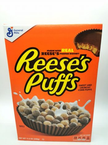 Reese's Puffs Cereal 11.5oz 3