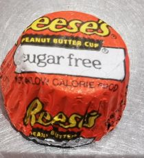 Reese's Sugar Free Peanut Butter Cup 5