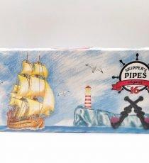 Skipper's Pipes Original 16 in gift box 6