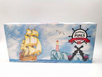 Skipper's Pipes Original 16 in gift box 3