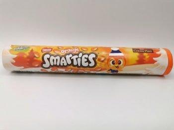 Smarties Orange Big Tube 130g 3