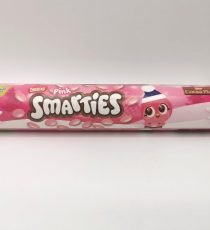 Smarties Big Pink Tube 130g 6