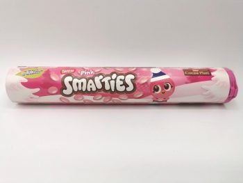 Smarties Big Pink Tube 130g 3