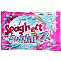 Spaghetti Gum Blue 3
