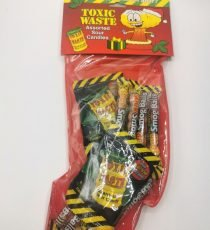 Toxic Waste Stocking 6