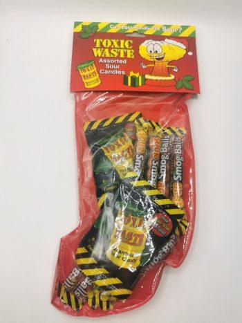 Toxic Waste Stocking 3
