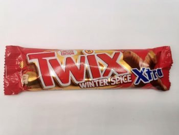 Twix Extra Winter Spice Limited Edition 3