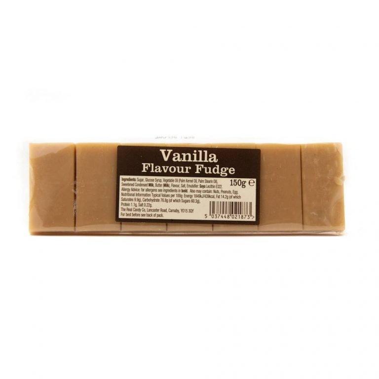 vanilla fudge bar