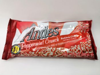 Andes Peppermint crunch Baking Chips 10oz 3