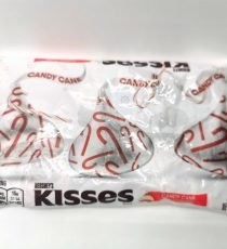 Hershey's Candy Cane Kisses 8oz 6