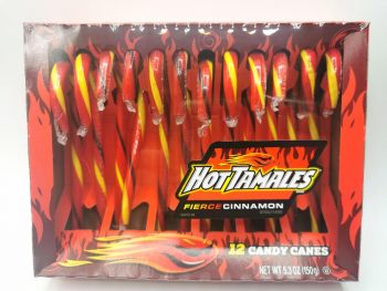 Hot Tamales Fierce Cinnamon Candy Canes 3