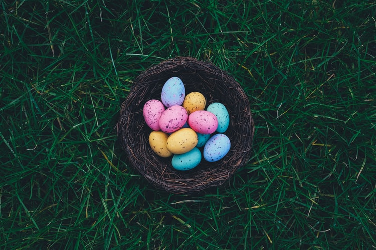 What the Candyroom's Easter Bunny has brought for your basket 32