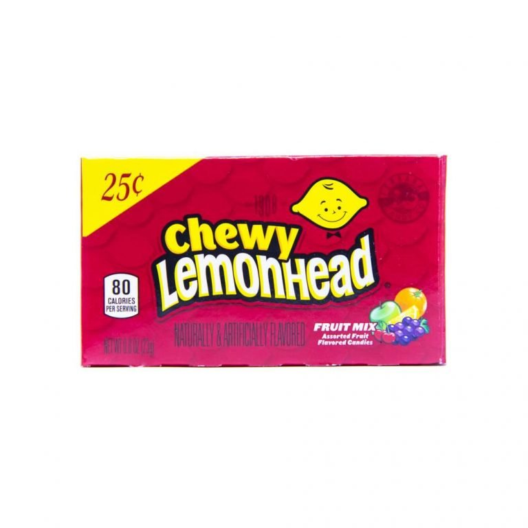 Chewy Lemonhead Fruit Mix