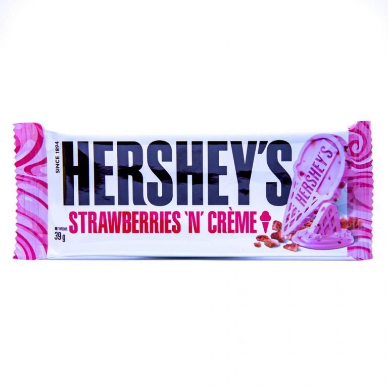 Hershey's strawberries n creme