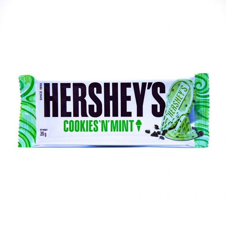 Hershey's cookies n mint