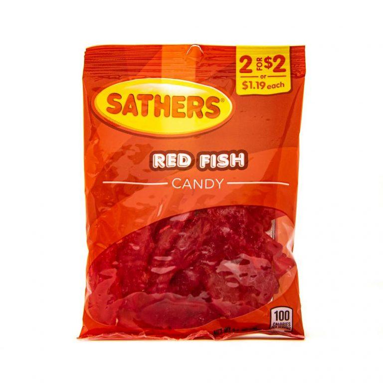 Sathers Red Fish